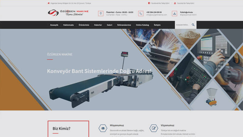 Web Sitesi Yaptır