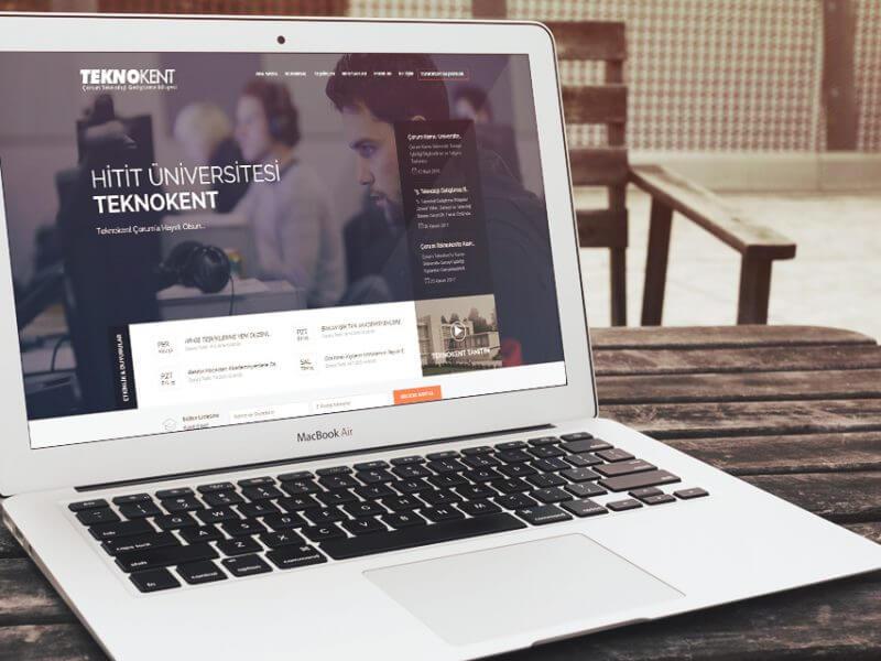 Hitit Üniversitesi – Teknokent