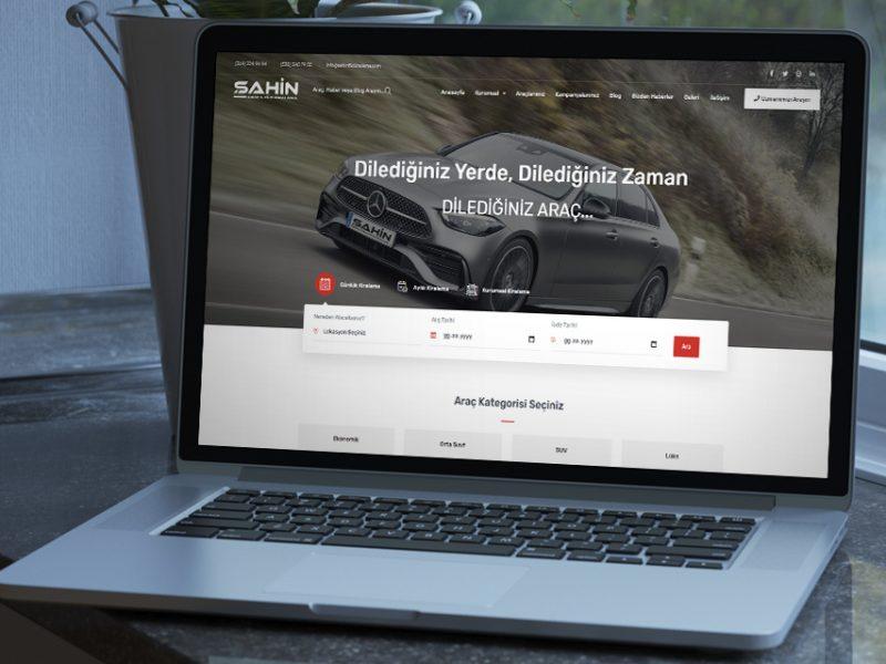 Şahin Rent A Car – Filo Kiralama